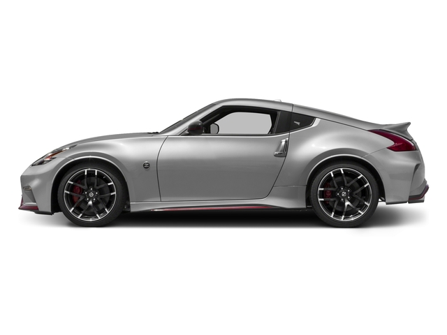 2016 Nissan 370Z Pictures 370Z Coupe 2D NISMO V6 photos side view