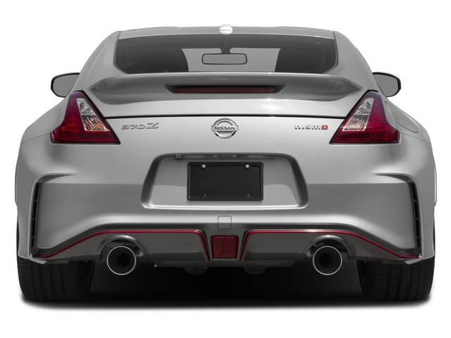 2016 Nissan 370Z Prices and Values Coupe 2D NISMO V6 rear view