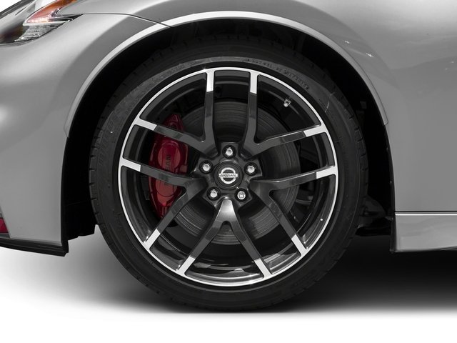 2016 Nissan 370Z Prices and Values Coupe 2D NISMO V6 wheel
