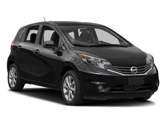 2016 Nissan Versa Note Prices and Values Hatchback 5D Note SL I4 side front view
