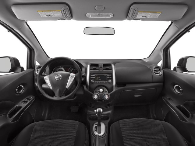 2016 Nissan Versa Note Prices and Values Hatchback 5D Note SL I4 full dashboard