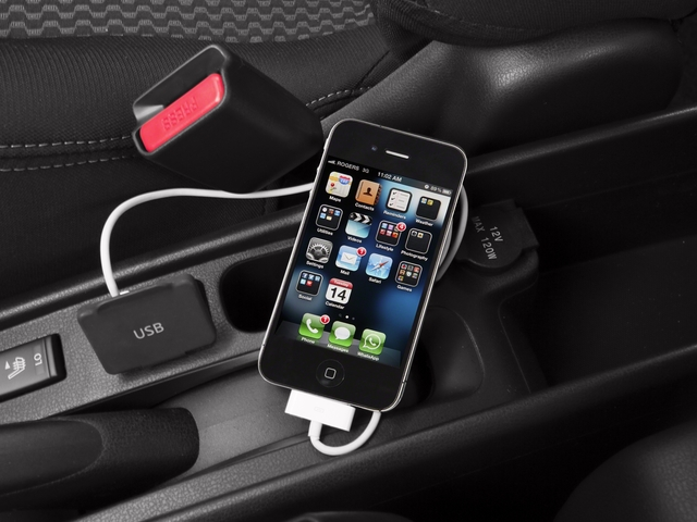 2016 Nissan Versa Note Prices and Values Hatchback 5D Note SL I4 iPhone Interface