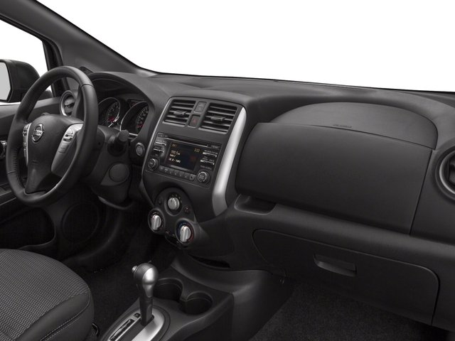 2016 Nissan Versa Note Prices and Values Hatchback 5D Note SL I4 passenger's dashboard