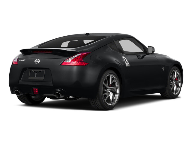2016 Nissan 370Z Prices and Values Coupe 2D Sport Tech V6 side rear view