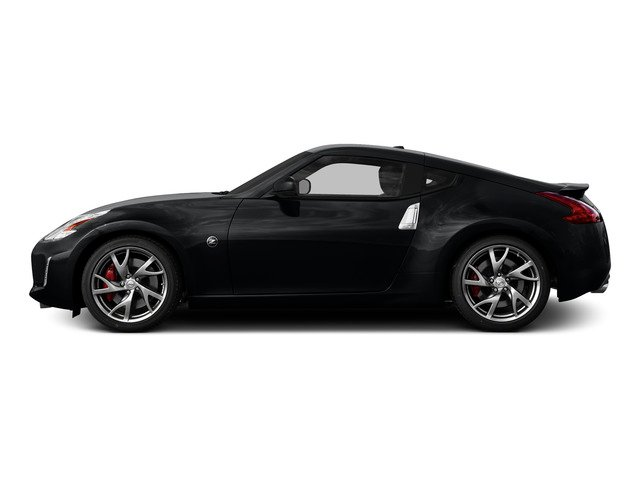 2016 Nissan 370Z Prices and Values Coupe 2D Sport Tech V6 side view