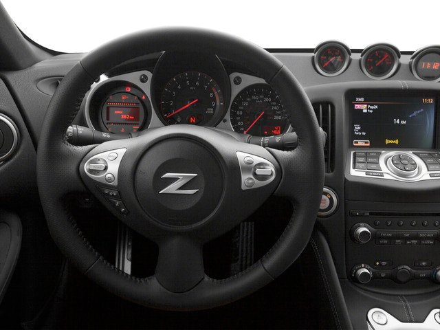 2016 Nissan 370Z Prices and Values Coupe 2D Sport Tech V6 driver's dashboard