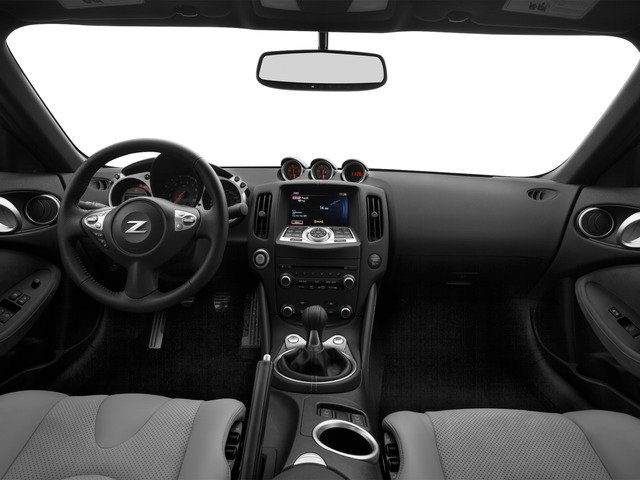 2016 Nissan 370Z Prices and Values Coupe 2D Sport Tech V6 full dashboard