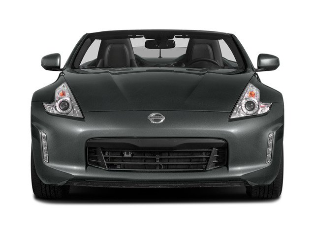 2016 Nissan 370Z Pictures 370Z Roadster 2D Touring Sport V6 photos front view