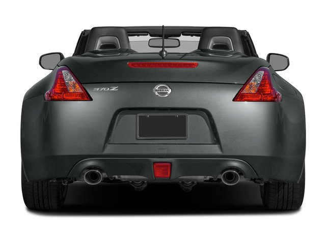 2016 Nissan 370Z Pictures 370Z Roadster 2D Touring Sport V6 photos rear view