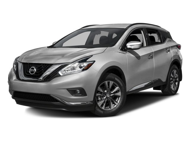 2016 Nissan Murano Pictures Murano Utility 4D S 2WD V6 photos side front view