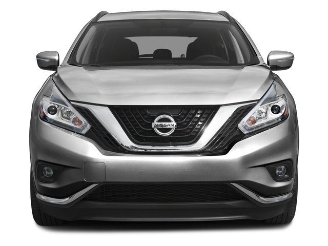 2016 Nissan Murano Prices and Values Utility 4D SV AWD V6 front view