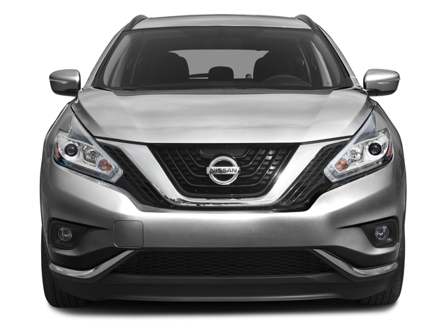 2016 Nissan Murano Prices and Values Utility 4D S 2WD V6 front view