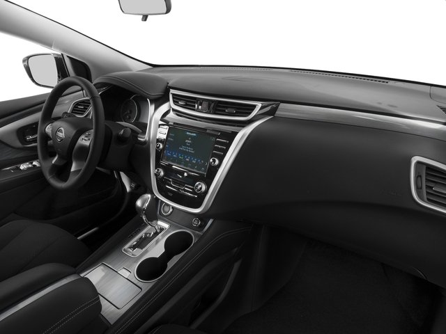 2016 Nissan Murano Prices and Values Utility 4D S 2WD V6 passenger's dashboard