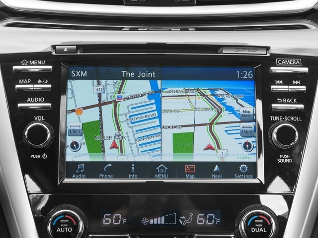 2016 Nissan Murano Prices and Values Utility 4D S 2WD V6 navigation system