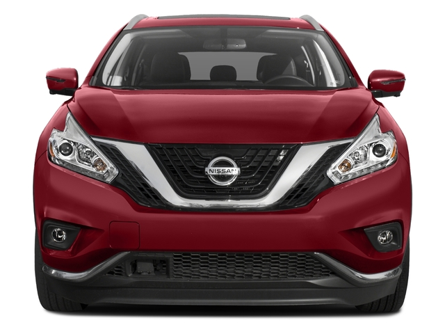 2016 Nissan Murano Prices and Values Utility 4D Platinum 2WD I4 Hybrid front view