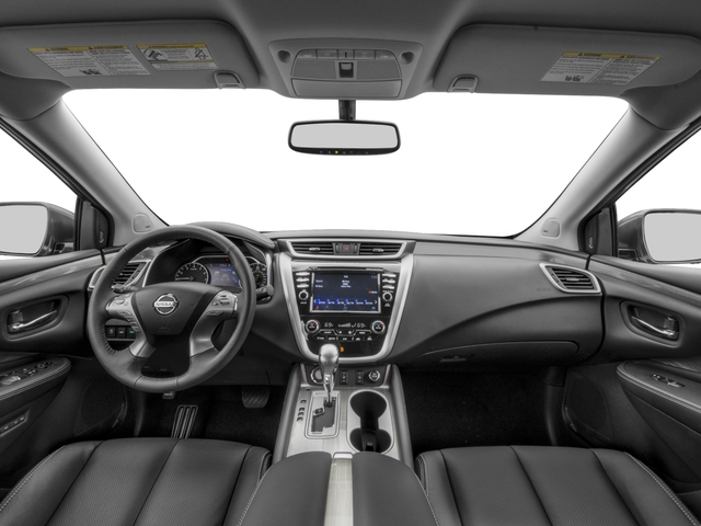 2016 Nissan Murano Prices and Values Utility 4D Platinum 2WD I4 Hybrid full dashboard