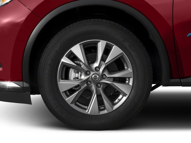 2016 Nissan Murano Prices and Values Utility 4D Platinum 2WD I4 Hybrid wheel