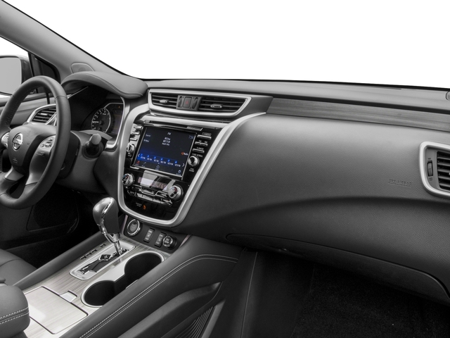 2016 Nissan Murano Prices and Values Utility 4D Platinum 2WD I4 Hybrid passenger's dashboard