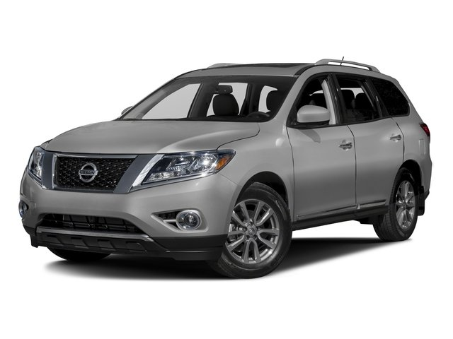 2016 Nissan Pathfinder Prices and Values Utility 4D SL 4WD V6