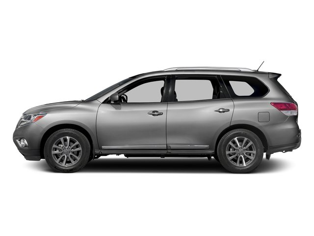 2016 Nissan Pathfinder Prices and Values Utility 4D SL 4WD V6 side view