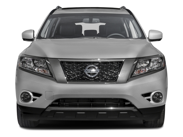 2016 Nissan Pathfinder Prices and Values Utility 4D SL 4WD V6 front view