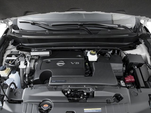 2016 Nissan Pathfinder Prices and Values Utility 4D SL 4WD V6 engine