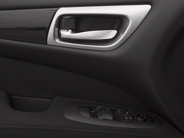 2016 Nissan Pathfinder Prices and Values Utility 4D SV 4WD V6 driver's side interior controls