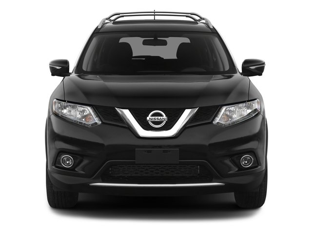 2016 Nissan Rogue Pictures Rogue Utility 4D SV AWD I4 photos front view
