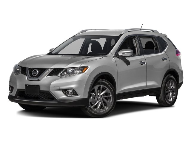 2016 Nissan Rogue Prices and Values Utility 4D SL 2WD I4