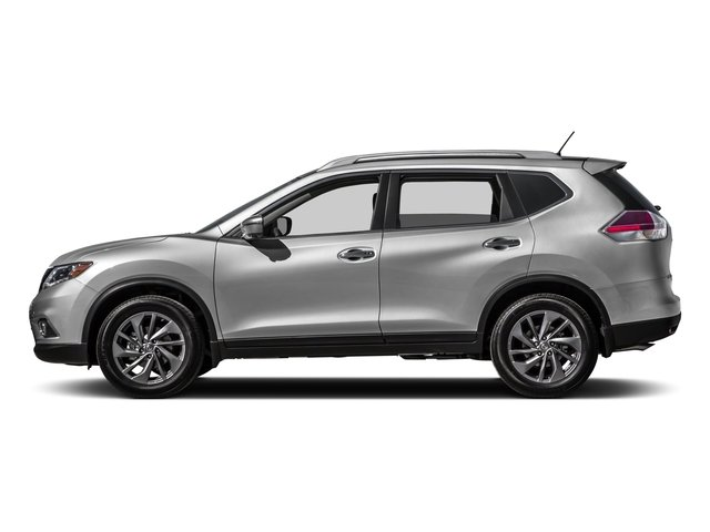 2016 Nissan Rogue Prices and Values Utility 4D SL 2WD I4 side view