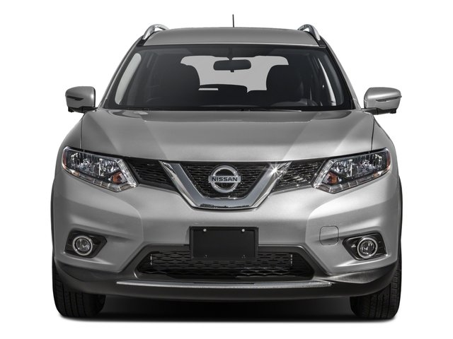 2016 Nissan Rogue Prices and Values Utility 4D SL 2WD I4 front view