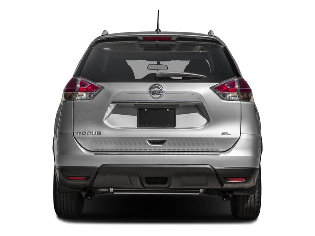 2016 Nissan Rogue Prices and Values Utility 4D SL 2WD I4 rear view