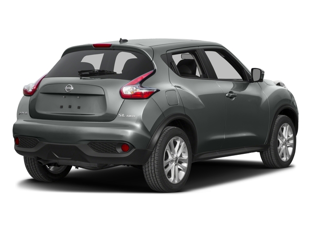 2016 Nissan JUKE Prices and Values Utlity 4D SL 2WD I4 Turbo side rear view