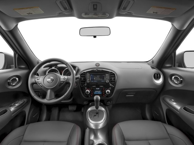 2016 Nissan JUKE Prices and Values Utlity 4D SL 2WD I4 Turbo full dashboard