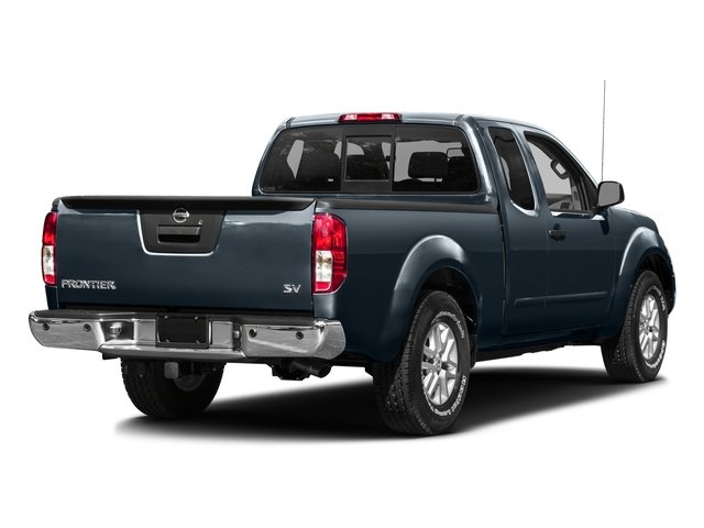 2016 Nissan Frontier Prices and Values King Cab SV 4WD side rear view