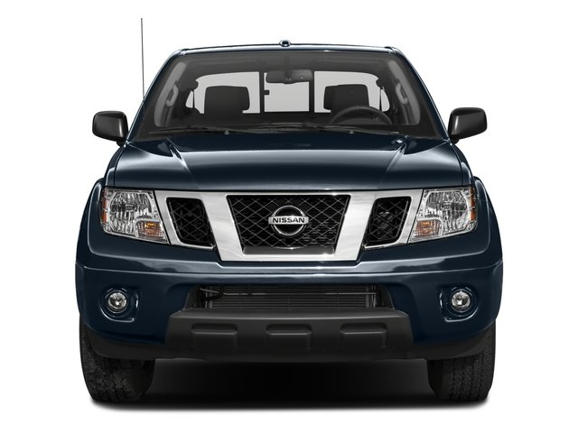 2016 Nissan Frontier Prices and Values King Cab SV 4WD front view