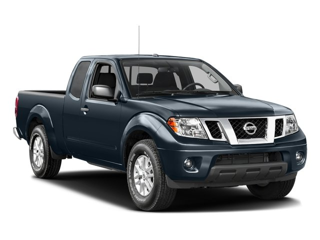 2016 Nissan Frontier Prices and Values King Cab SV 4WD side front view