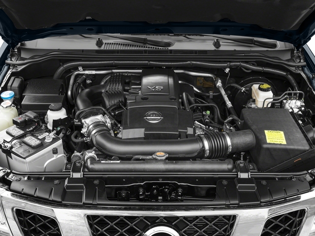2016 Nissan Frontier Prices and Values King Cab SV 4WD engine
