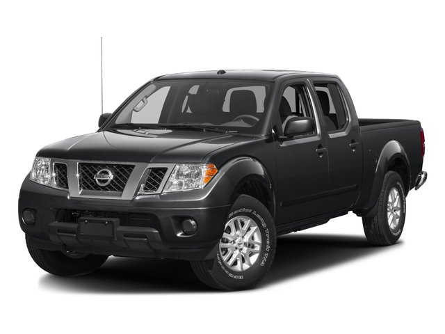 2016 Nissan Frontier Prices and Values Crew Cab SV 2WD