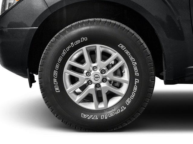 2016 Nissan Frontier Prices and Values Crew Cab SV 2WD wheel