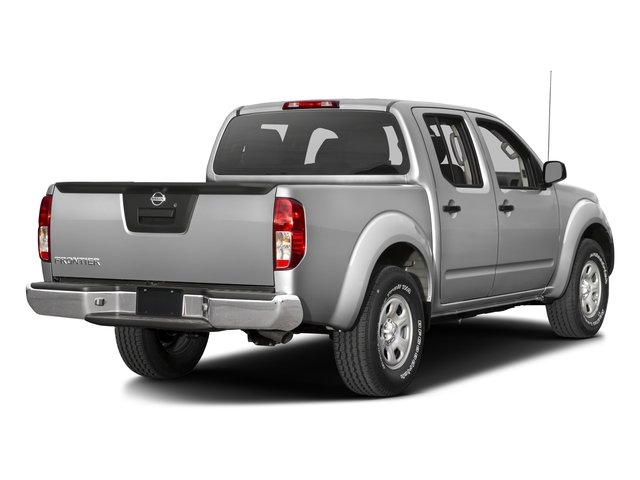 2016 Nissan Frontier Prices and Values Crew Cab S 2WD side rear view