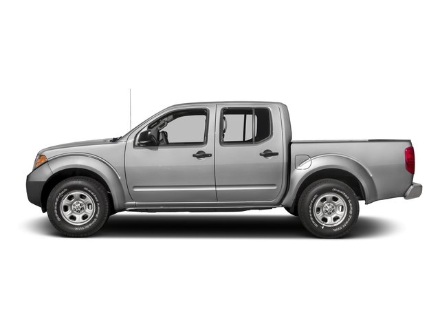 2016 Nissan Frontier Prices and Values Crew Cab S 2WD side view