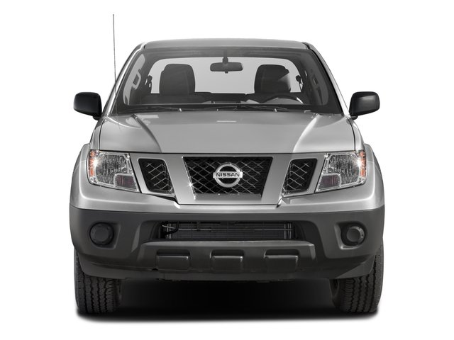 2016 Nissan Frontier Prices and Values Crew Cab S 2WD front view