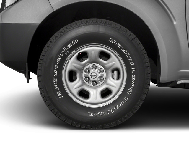 2016 Nissan Frontier Prices and Values Crew Cab S 2WD wheel