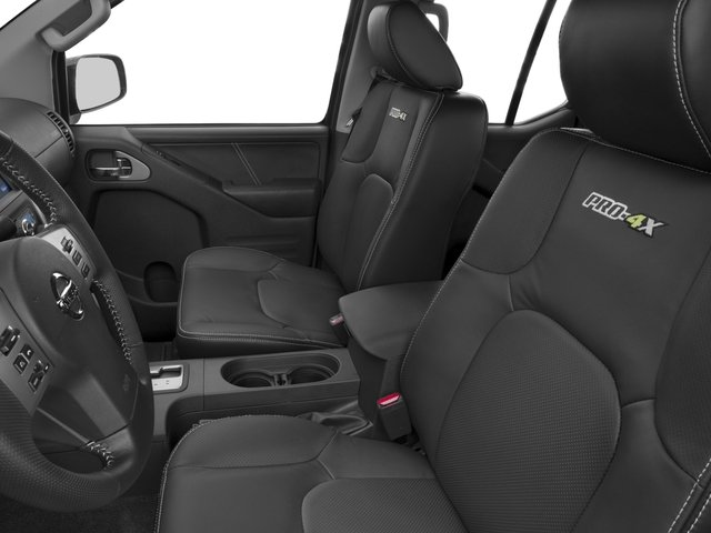 2016 Nissan Frontier Crew Cab PRO-4X 4WD Prices, Values ...