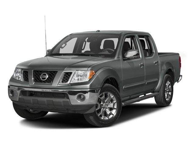 2016 Nissan Frontier Prices and Values Crew Cab SL 4WD