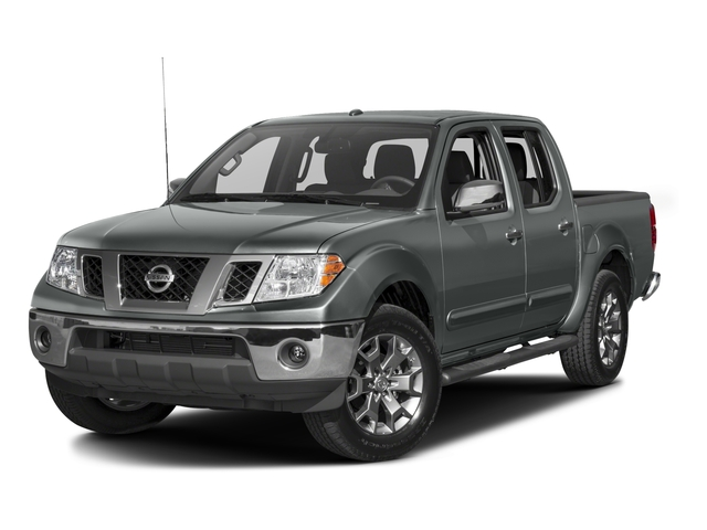 2016 Nissan Frontier Pictures Frontier Crew Cab SL 4WD photos side front view