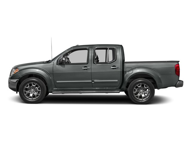 2016 Nissan Frontier Pictures Frontier Crew Cab SL 4WD photos side view
