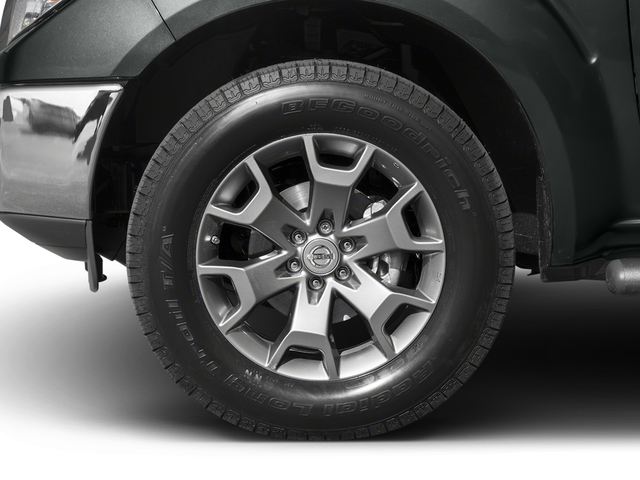 2016 Nissan Frontier Prices and Values Crew Cab SL 4WD wheel