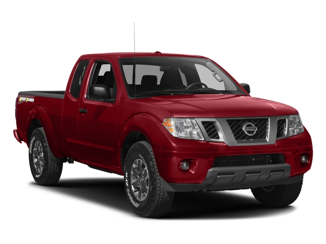 2016 Nissan Frontier Pictures Frontier King Cab Desert Runner 2WD photos side front view
